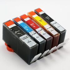 5 INK CARTRIDGES FOR HP564 XL PHOTOSMART B110a B110b B110C B110Y C309 PRINT