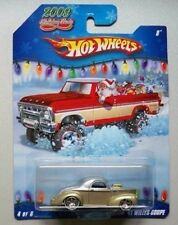 Hot Wheels 2009 Holiday Rods Custom '41 Willys Coupe - 4 of 6