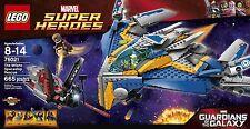 LEGO MARVEL SUPER HEROES Guardiani della Galassia 76021 MILANO ASTRONAVE Rescue