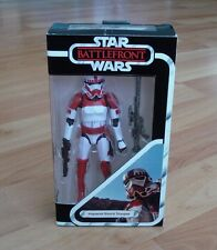 Star Wars Black Series 6 inch IMPERIAL SHOCK TROOPER Vintage Style Custom Box
