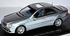 Mercedes Benz AMG C55 W203 Limousine 2004-07 silber silver metal 1:43