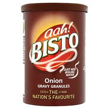 Bisto Onion Gravy Granules 170g - Sold Worldwide from UK