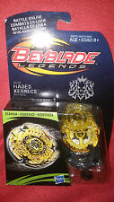 Hasbro Beyblade Legends Hades Kerbecs |BRAND NEW SEALED Authentic BB-99 BD145DS
