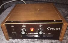 RARE Vintage Drum-Machine CONCERTO rf-5