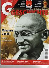 G Geschichte mit Pfiff 2/04 Mahatma Gandhi