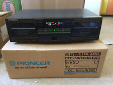 Pioneer CT-W806DR Stereo Double Cassette Deck
