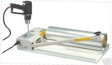 "24"" I - Bar Equipment with Shrink Heat Gun, Sealer Film Round Wire Seal + Cut"
