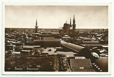 POSTCARDS-MIDDLE EAST-DAMASCUS-RP. A Panorama of Damascus.