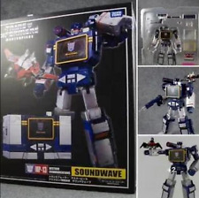 TRANSFORMERS JAPANESE VERSION OF MP-13 SOUND WAVE LASER BIRDS UNOFFICIAL VERSON