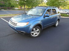 Subaru: Forester 4dr X