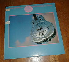 "DIRE STRAITS 1985 ""Brothers In Arms"" LP SEALED w Money For Nothing STICKER NM+"