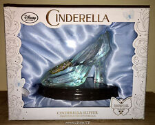 Disney Cinderella Glass Slipper Live Action Film Movie Limited Edition #422/500