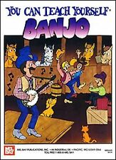 You Can Teach Yourself Banjo (Book Only), Janet Davis, Good Book