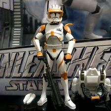 STAR WARS the clone wars CLONE COMMANDER CODY phase II armor CW7