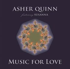 Asher Quinn (Asha) - Music for Love -  CD