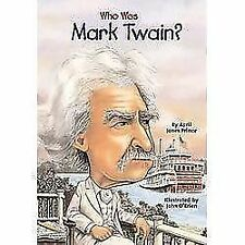 Brand New Condition Paperback Who Was...Mark Twain?