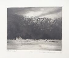 "NORMAN ACKROYD RA b1938 Limited Ed ETCHING ""Altna Harrie"" ed. 40 Scotland"