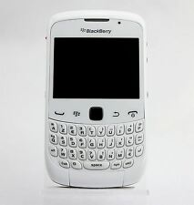 BlackBerry Curve 9300 3G Unlocked Sim-Free QWERTY Business Mobile Phone - White