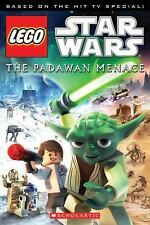 LEGO Star Wars: The Padawan Menace 2012 by Landers, Ace 0545404509 Ex-Library