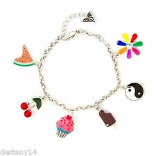 Katy Perry Sweet Surprises Charm Bracelet Prism Collection NWT