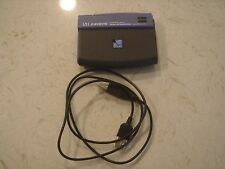 LINKSYS WUSB11 WiFi USB TIVO WI FI ADAPTER ver 2.5+ USB BL CABLE WORKS PERFECTLY