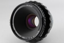 【AB- Exc】 Nikon NIKKOR-P.C 75mm f/2.8 MF Lens for Bronica S2 EC From JAPAN #2336