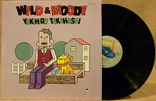 Germany PICKUP Records Synth-Pop LP YUKIHIRO TAKAHASHI Wild & Moody