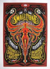 SMALLSTONE SHOWCASE 2006 KUNSTDRUCK MIKE SAPUTO POSTER