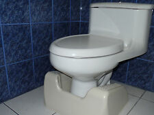HealthStep Bathroom Stool for Relief from Bloating, Constipation and Hemorrhoids