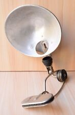 Vintage Collectible Russian USSR Communist Metal Stylish Motion Table Lamp