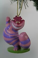 "Disney Alice in Wonderland Cheshire Cat 3"" Figure Toy Christmas Holiday Ornament"