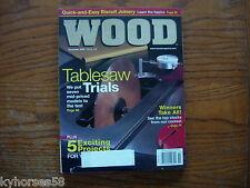 Better Homes & Gardens Wood Magazine Issue 128 November 2000
