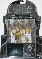 "Star Wars 3.75"" Black Series Figure - #16 C-3PO - Hasbro Original 2015 NEW"