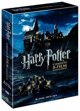 Harry Potter: Complete 8-Film Collection (DVD, 2011, 8-Disc Set) CHRISTMAS GIFT!