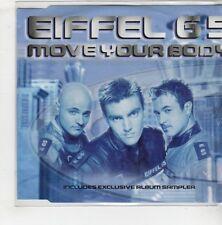 (GW844) Eiffel G5, Move Your Body - 1999 CD