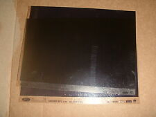 FORD ESCORT 95 1/2, MK6,  SET OF TWO FORD PARTS MICROFICHE