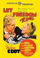 Let Freedom Ring  DVD (1954) - Nelson Eddy, Virginia Bruce, Victor McLaglen