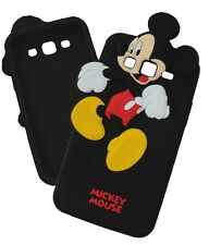 Funda Carcasa (Cover Case) Apple iPhone 6 / 6S Mickey Mouse ® OFICIAL