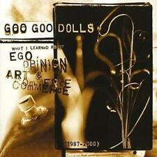 Goo Goo Dolls : What I Learned About Ego Opinion Art And Commerce CD (2002)