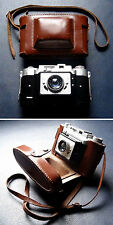 INDO - Elite FEX - Appareil Photo Retro + Etui Original Cuir - Collector 1955