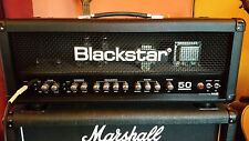 Blackstar series one 50 - 50 w tube guitar amp head.