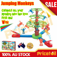 OZ Jumping Monkeys Game Flying Monkey Tree Game Educational Toy Kids Skill Game