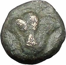 Greek city of Rhodes, Islands off Caria 304BC Ancient Coin Rose i48245