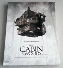 The Cabin in the Woods Blu-ray ROA