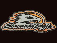 HARLEY DAVIDSON SCREAMIN EAGLE REFLECTIVE PATCH
