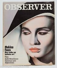 PHYLLIS COHEN Stephen Jones AFGHANISTAN Robyn Beeche MAKE-UP Observer magazine