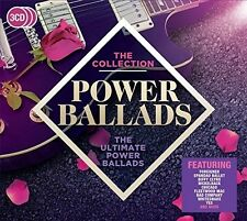 Various Artists - Power Ballads: Collection / Various [New CD] UK - Import