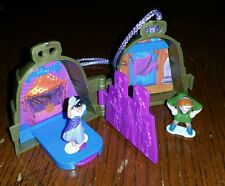 Disney HUNCHBACK OF NOTRE DAME Polly Pocket Locket Mini Set 1990s by Disney