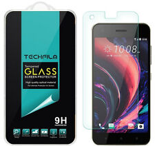 TechFilm® Tempered Glass Screen Protector Saver Shield For HTC Desire 10 Pro