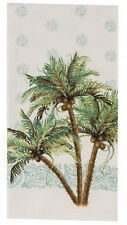 Key West Flour Sack Cloth Kitchen Towel 100% Cotton, Kay Dee Designs Palm Trees